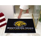 "34"" x 45"" Southern Mississippi Golden Eagles All Star Floor Mat"
