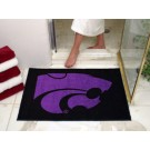 "34"" x 45"" Kansas State Wildcats All Star Floor Mat"