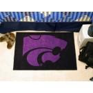 """Kansas State Wildcats 19"""" x 30"""" Starter Mat"""