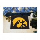 "Iowa Hawkeyes 19"" x 30"" Starter Mat"
