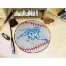 "Jackson State Tigers 27"" Round Baseball Mat"