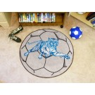 "Jackson State Tigers 27"" Round Soccer Mat"