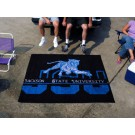 Jackson State Tigers 5' x 6' Tailgater Mat