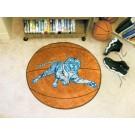 "Jackson State Tigers 27"" Round Basketball Mat"