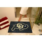 "34"" x 45"" Colorado Buffaloes All Star Floor Mat"
