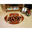 "22"" x 35"" Oklahoma State Cowboys Football Mat"