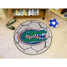 "27"" Round Florida Gators Soccer Mat"
