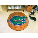 "27"" Round Florida Gators Basketball Mat"
