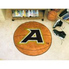 "Army Black Knights 27"" Round Basketball Mat"