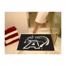 "Army Black Knights 34"" x 45"" All Star Floor Mat"