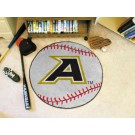 "Army Black Knights 27"" Round Baseball Mat"