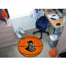 "29"" Round UCF (Central Florida) Knights Basketball Mat"