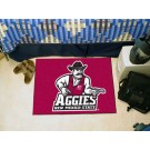 "New Mexico State Aggies 19"" x 30"" Starter Mat"