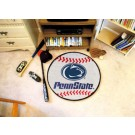 "27"" Round Pennsylvania State Nittany Lions Baseball Mat"