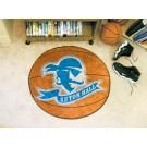 "27"" Round Seton Hall Pirates Basketball Mat"