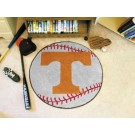 "27"" Round Tennessee Volunteers Baseball Mat"
