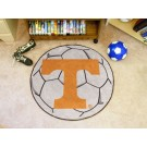 "27"" Round Tennessee Volunteers Soccer Mat"