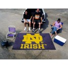 "Notre Dame Fighting Irish 5' x 8' Ulti Mat (with ""ND"")"