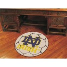 "Notre Dame Fighting Irish 27"" Round Soccer Mat (with ""ND"")"