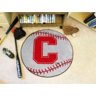 "27"" Round Cornell Big Red Bears Baseball Mat"