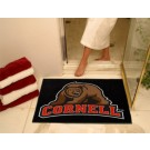 "34"" x 45"" Cornell Big Red Bears All Star Floor Mat"