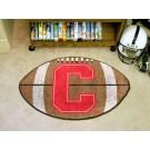 "22"" x 35"" Cornell Big Red Bears Football Mat"