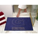 "34"" x 45"" Georgetown Hoyas All Star Floor Mat"
