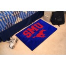 "Southern Methodist (SMU) Mustangs 19"" x 30"" Starter Mat"