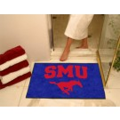 "34"" x 45"" Southern Methodist (SMU) Mustangs All Star Floor Mat"