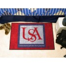 "South Alabama Jaguars 19"" x 30"" Starter Mat"