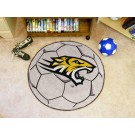 "27"" Round Towson Tigers Soccer Mat"