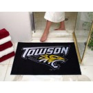 "34"" x 45"" Towson Tigers All Star Floor Mat"