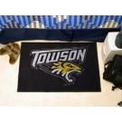 """Towson Tigers 19"""" x 30"""" Starter Mat"""