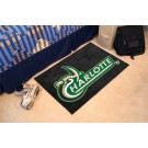 "North Carolina (Charlotte) 49ers 19"" x 30"" Starter Mat"