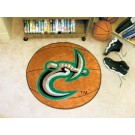 "27"" Round North Carolina (Charlotte) 49ers Basketball Mat"
