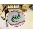 "27"" Round North Carolina (Charlotte) 49ers Baseball Mat"