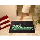 "34"" x 45"" North Carolina (Charlotte) 49ers All Star Floor Mat"