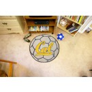 "27"" Round California (Berkeley) Golden Bears Soccer Mat"