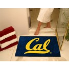 "34"" x 45"" California (Berkeley) Golden Bears All Star Floor Mat"