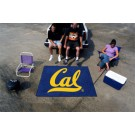 5' x 6' California (Berkeley) Golden Bears Tailgater Mat