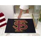 "Florida State Seminoles ""FS"" 34"" x 45"" All Star Floor Mat"