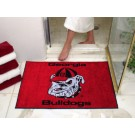 "Georgia Bulldogs ""Bulldogs"" 34"" x 45"" All Star Floor Mat"