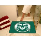 "34"" x 45"" Colorado State Rams All Star Floor Mat"
