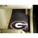 "Georgia Bulldogs 27"" x 18"" Auto Floor Mat (Set of 2 Car Mats)"
