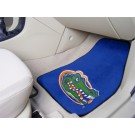 "Florida Gators 27"" x 18"" Auto Floor Mat (Set of 2 Car Mats)"