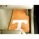 "Tennessee Volunteers 17"" x 27"" Carpet Auto Floor Mat (Set of 2 Car Mats)"