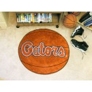 "Florida Gators 27"" Round Basketball Mat (with ""Gators"")"