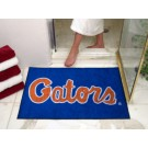 "Florida Gators 34"" x 45"" All Star Floor Mat (with ""Gators"")"