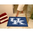 "34"" x 45"" Kentucky Wildcats All Star Floor Mat (with ""UK"")"