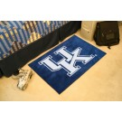 "Kentucky Wildcats 19"" x 30"" Starter Mat (with ""UK"")"